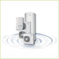 Luft til vand varmepumper - ElspareShoppen