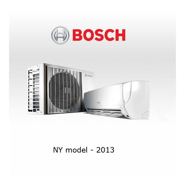 Top Bosch luft til luft varmepumpe, Compress 5000 AA 5.0 kW CK13